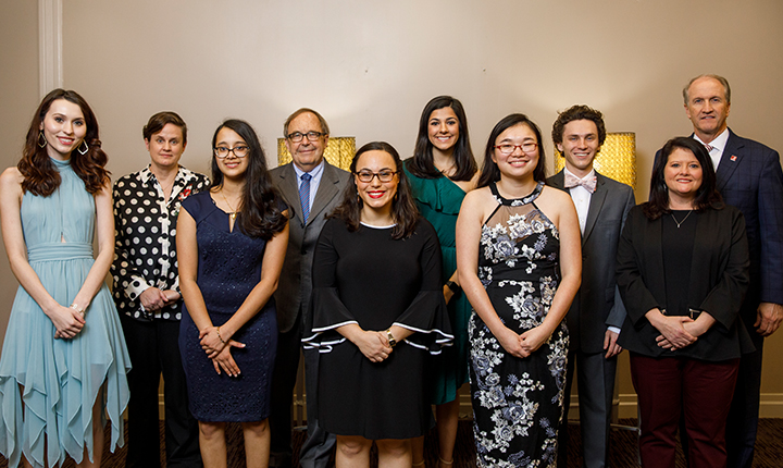Group of Premier Award Winners